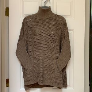 Ann Taylor Loft Ponch Sweater